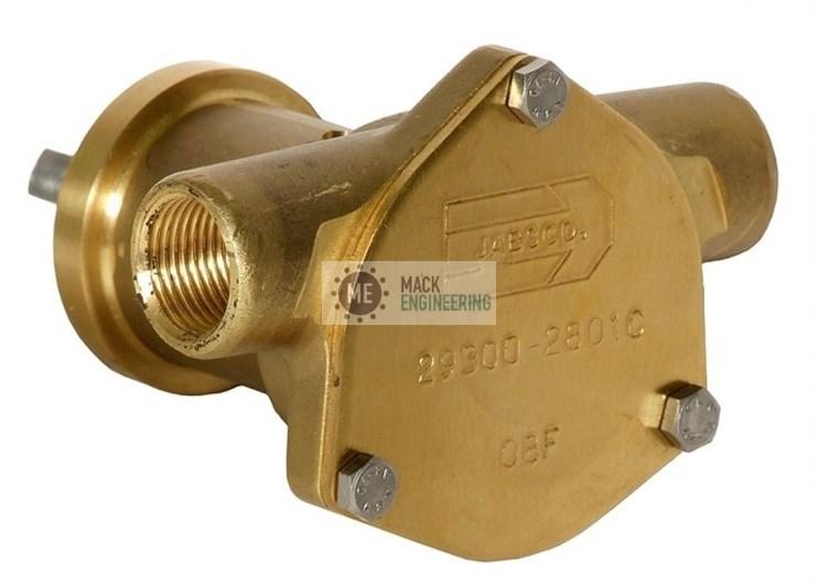 29300 2801c Jabsco Engine Cooling Pump