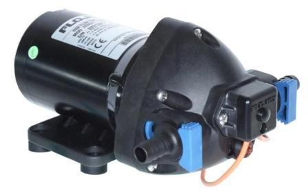 R3521 139a Flojet Triplex Hi Flow Pump 12v
