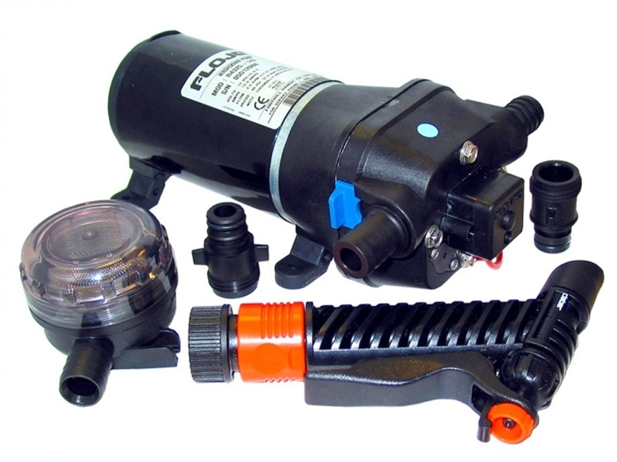 FLOJET MARINE PUMPS