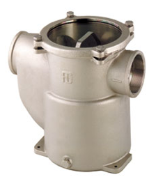 WATER STRAINERS