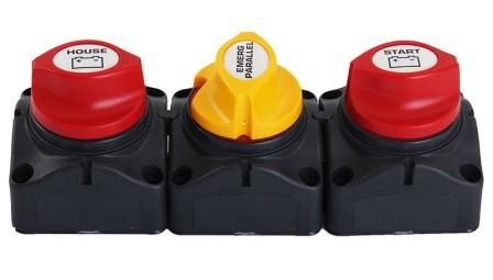 MARINCO BATTERY SWITCHES