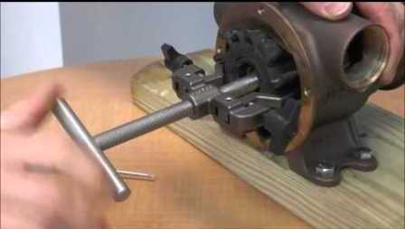 IMPELLER REMOVAL TOOL VIDEO