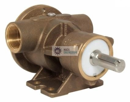 Mack Engineering Jabsco Jabsco Marine Pumps