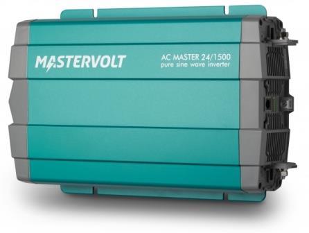 24/1500 MASTERVOLT AC MASTER INVERTER ( with UK SOCKET)