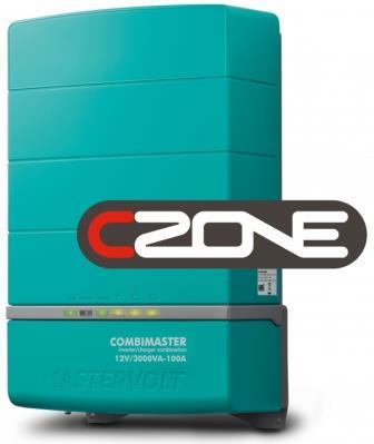 12/3000-100 MASTERVOLT COMBIMASTER INVERTER/CHARGER 230V