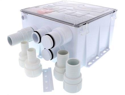 99B-24 RULE SHOWER SUMP SYSTEM 24V 1100GPH