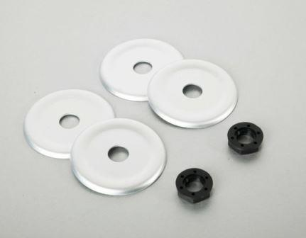 AS8552 WHALE CLAMPING PLATE & NUT KIT