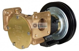 """50220-0111 ELECTRIC CLUTCH PUMP 1.1/2"""" 24V TWIN GROOVE 'A' SECTION PULLEY"""