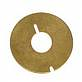 4156 JABSCO BRASS WEAR PLATE