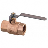 "BALL VALVE 3/4"" BSPF  (GUIDI DZR)"