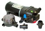 R4325-343A 24v PRESSURE CONTROLLED PUMP (HP)