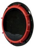 HENDERSON LOCKER DOOR TCL4  BLACK