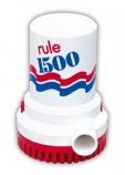 RULE 1500 GPH BILGE PUMP 12V