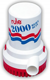 RULE 2000 GPH BILGE PUMP 24V