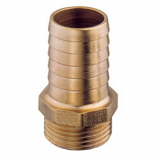 "HOSE CONNECTOR (DZR) 1"" BSPT to 1"" HOSE"