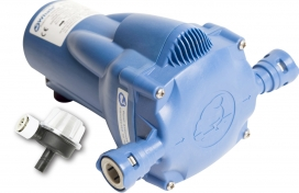 FW0814 WHALE WATERMASTER PRESSURE PUMP 12V 2GPM